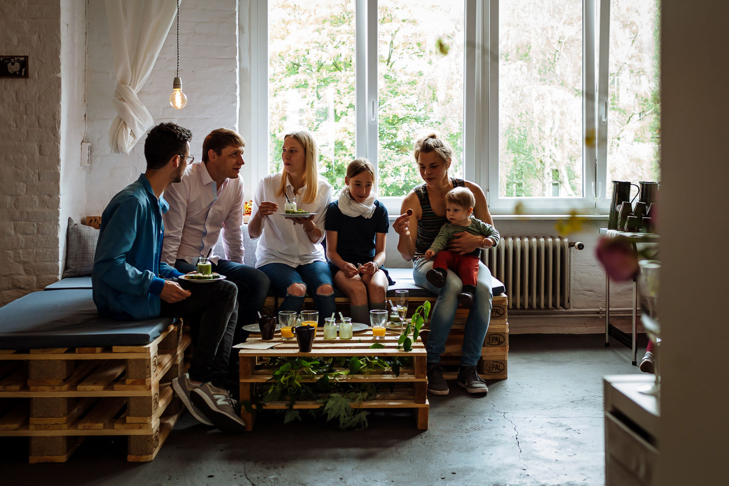 Wild and Root Eventagentur Brunch Berlin